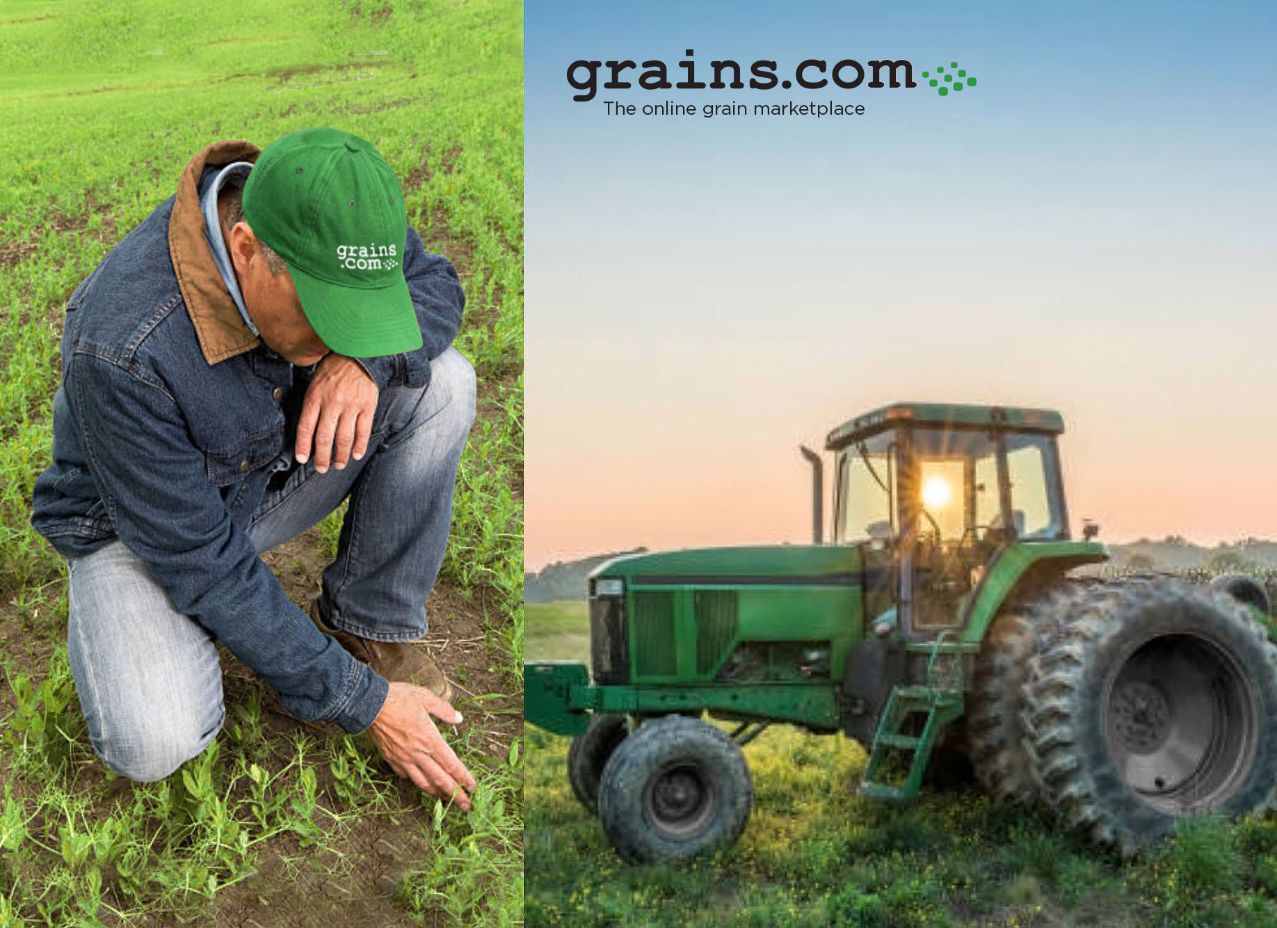grains agtech photos mood farmer