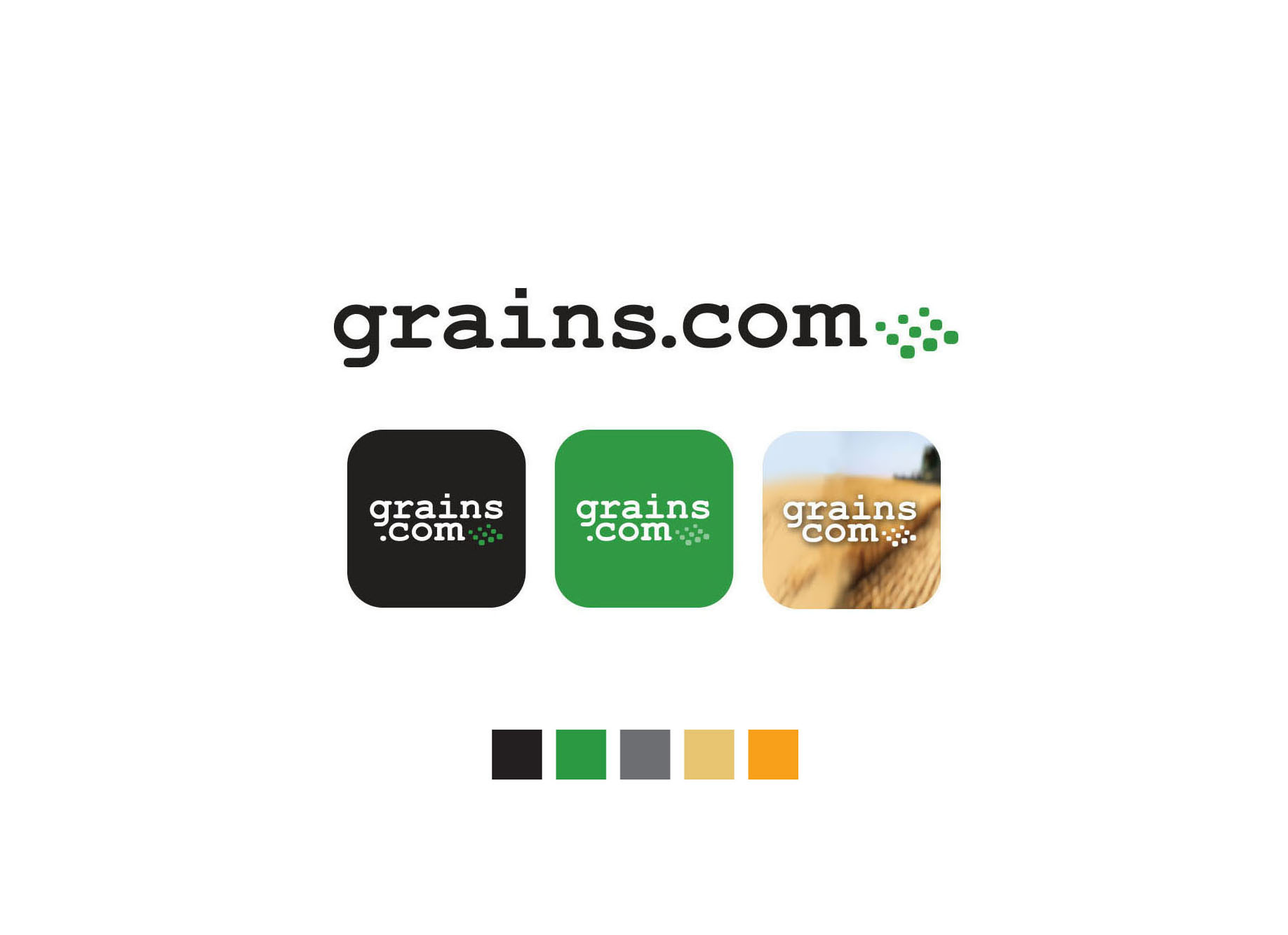agtech grains logo swatches